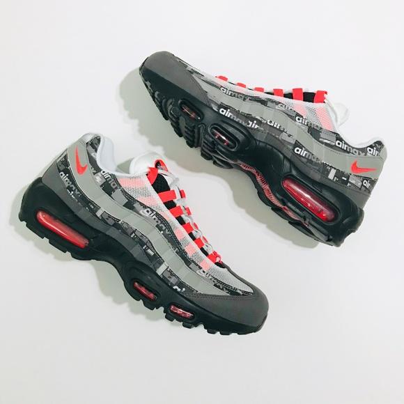 sports shoes 452eb b82f1 Mens NIKE AIR MAX 95 PRINT ATMOS